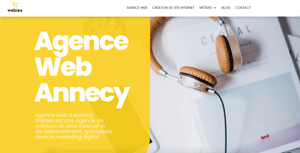 Agence web Annecy